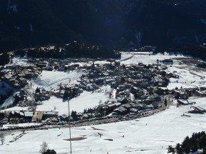 Le village d'Aussois